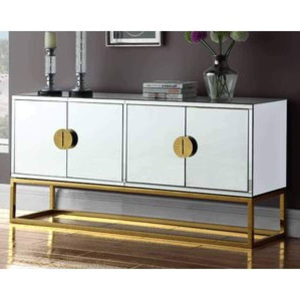 Sideboard Gold Sideboards & Buffets You'll Love | Wayfair Inside Intended For Gold Sideboards (View 18 of 20)