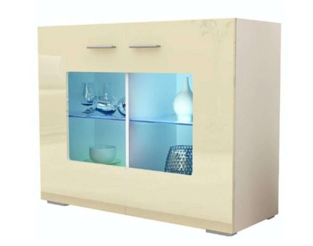 Sideboard Gromitz High Gloss Cream Sideboard Sideboardchic Inside For High Gloss Cream Sideboards (View 18 of 20)
