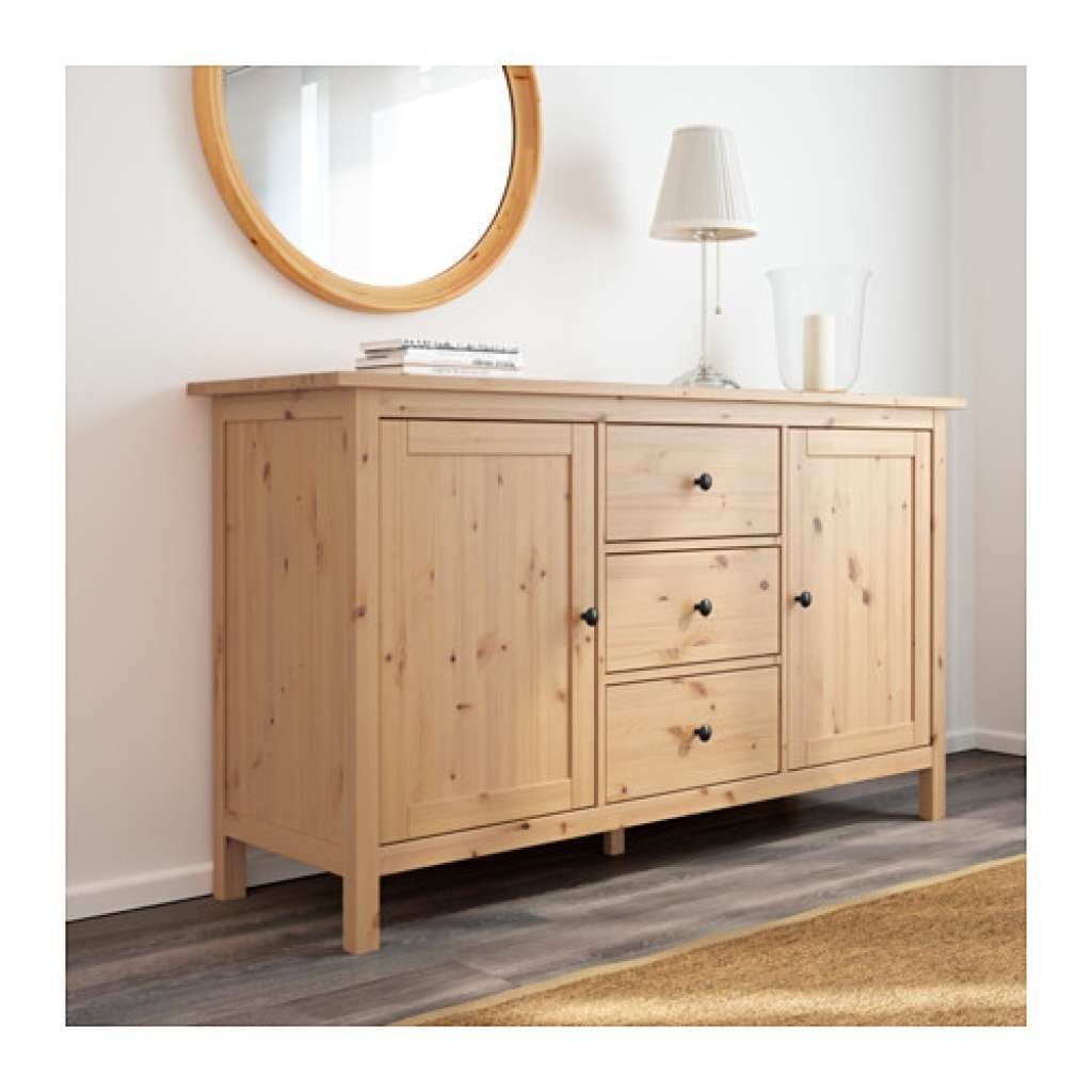 20 inspirations of ikea hemnes sideboards. Black Bedroom Furniture Sets. Home Design Ideas