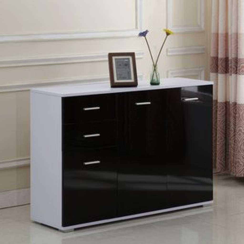 Sideboard High Gloss Sideboards | Wayfair.co (View 13 of 20)