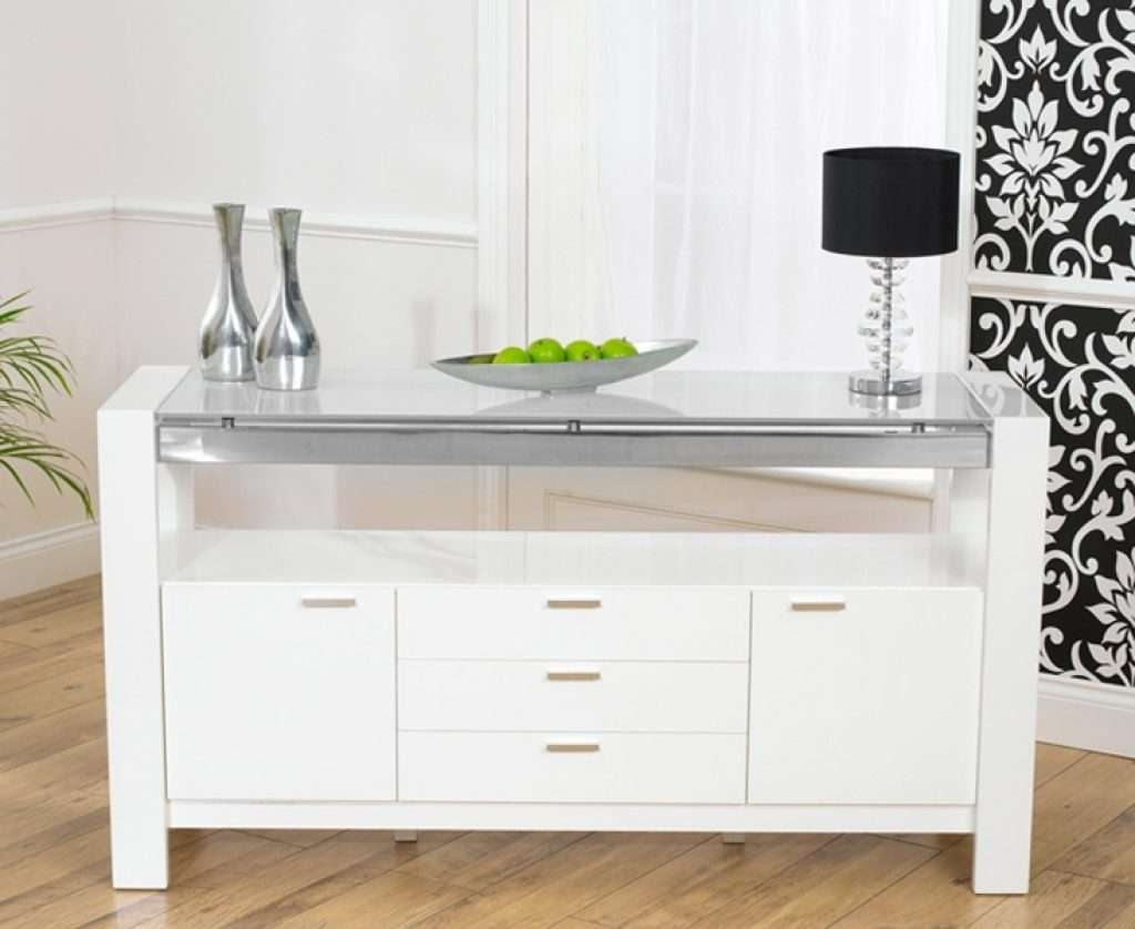 Sideboard High Gloss Sideboards | White Gloss | Black Gloss With Uk Gloss Sideboards (View 14 of 20)