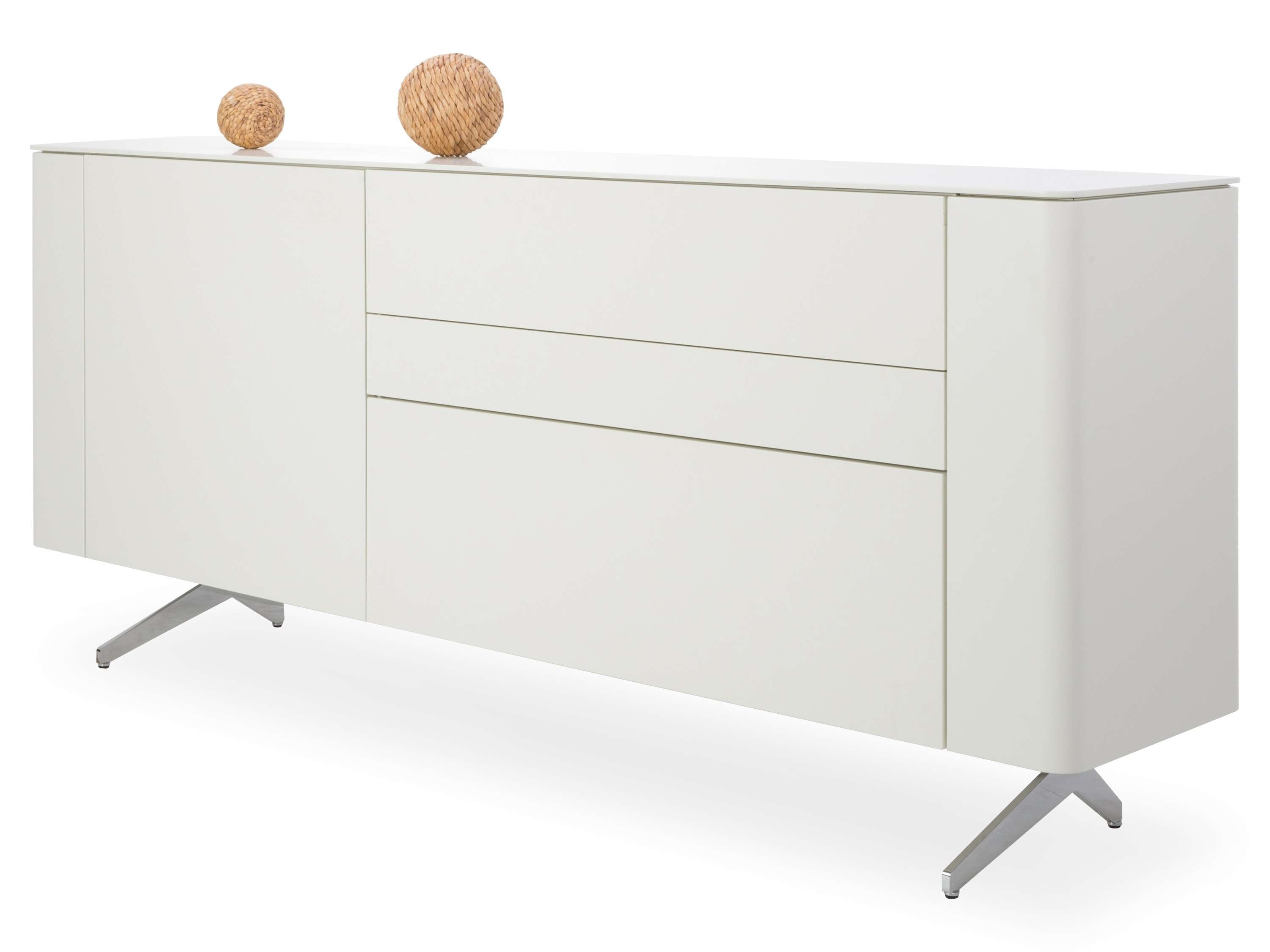 Sideboard H?lsta Gentis In Wei? Von H?lsta Und Esszimmer G?nstig For Joop Sideboards (View 18 of 20)