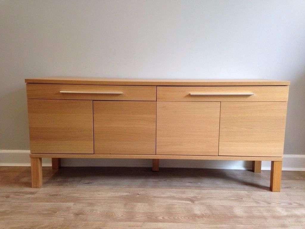 Sideboard Ikea Bjursta Sideboard Like New | In Kilburn, London Within Ikea Bjursta Sideboards (View 17 of 20)