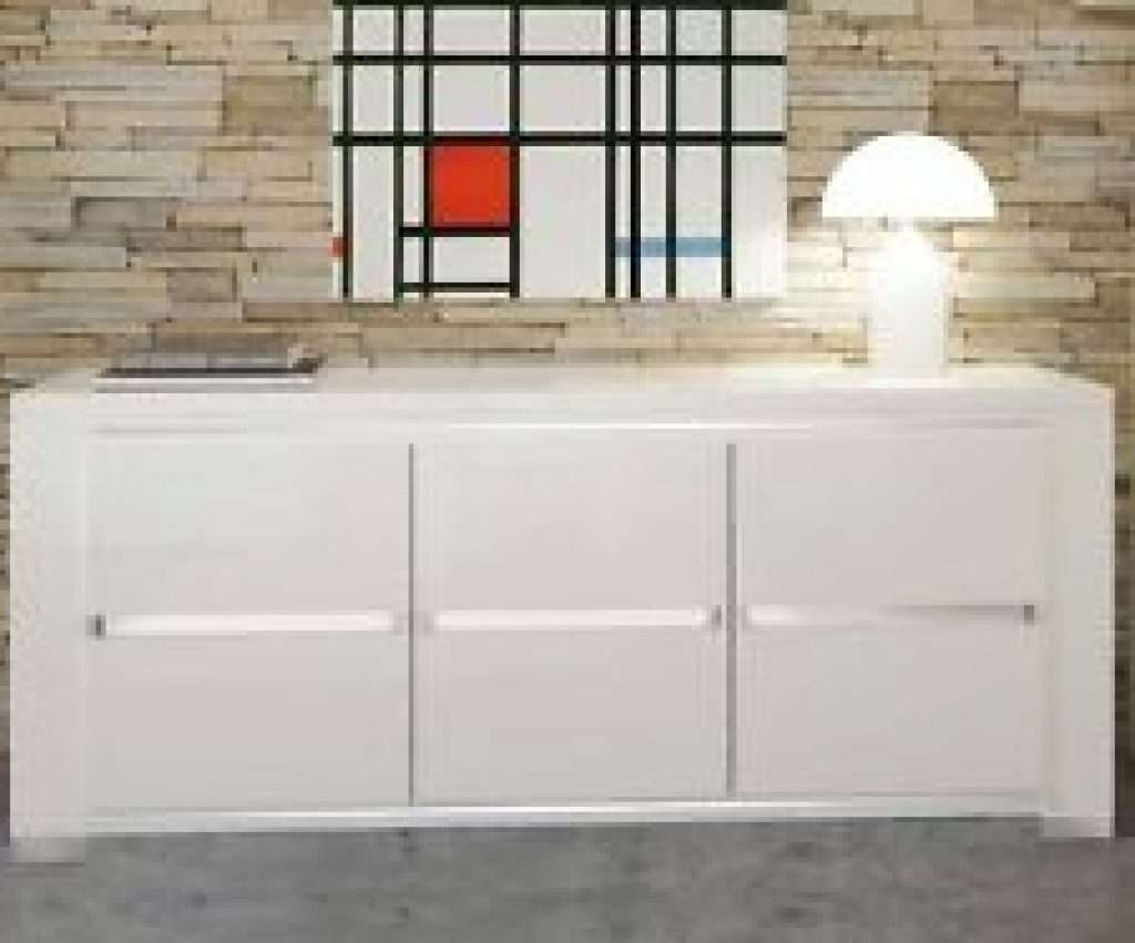 Sideboard Italian Sideboard | Ebay Throughout High Gloss Cream Intended For High Gloss Cream Sideboards (View 16 of 20)