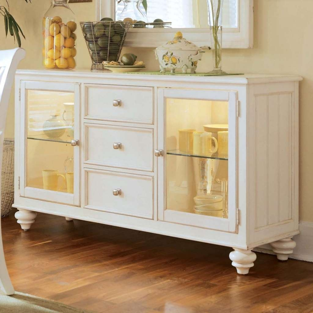 Sideboard Kitchen : Awesome Cheap Buffet Tables Slim Sideboard In Slim White Sideboards (View 16 of 20)