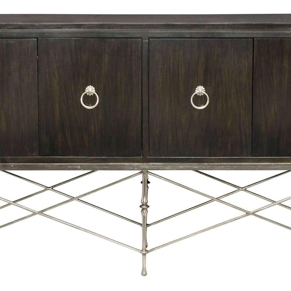 Sideboard : Metal Sideboards Furniture Popular Buffet Furniture Within Metal Sideboards (View 11 of 20)