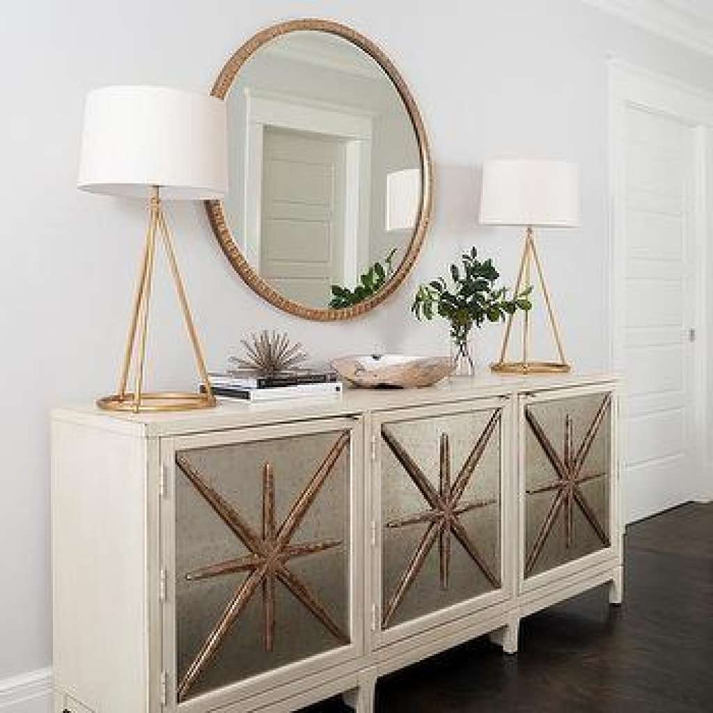 Sideboard Mirror Above Bedroom Cabinet Design Ideas With Mirror With Mirror Over Sideboards (View 16 of 20)