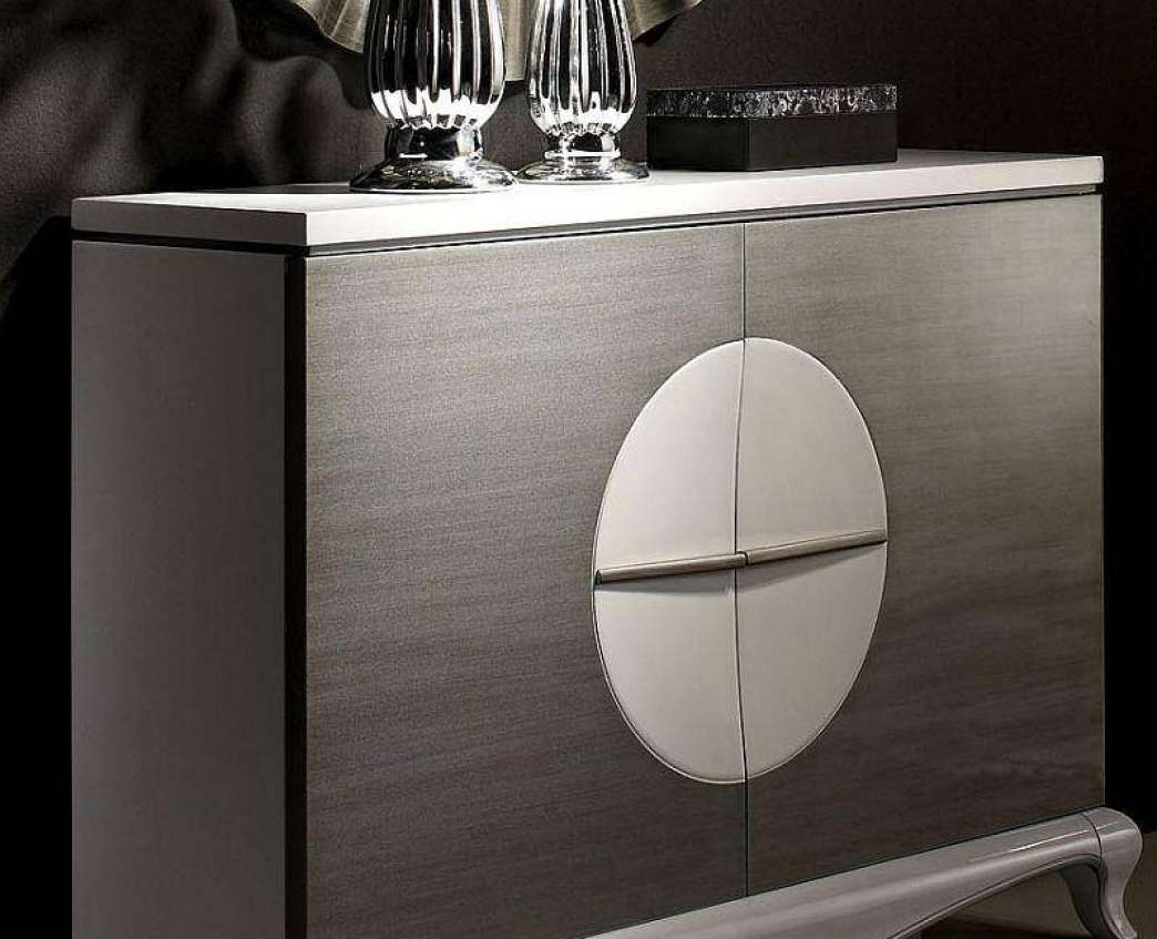 Sideboard : Mirrored Buffet Cabinet Home Design Elegant Sideboards For Elegant Sideboards (View 20 of 20)