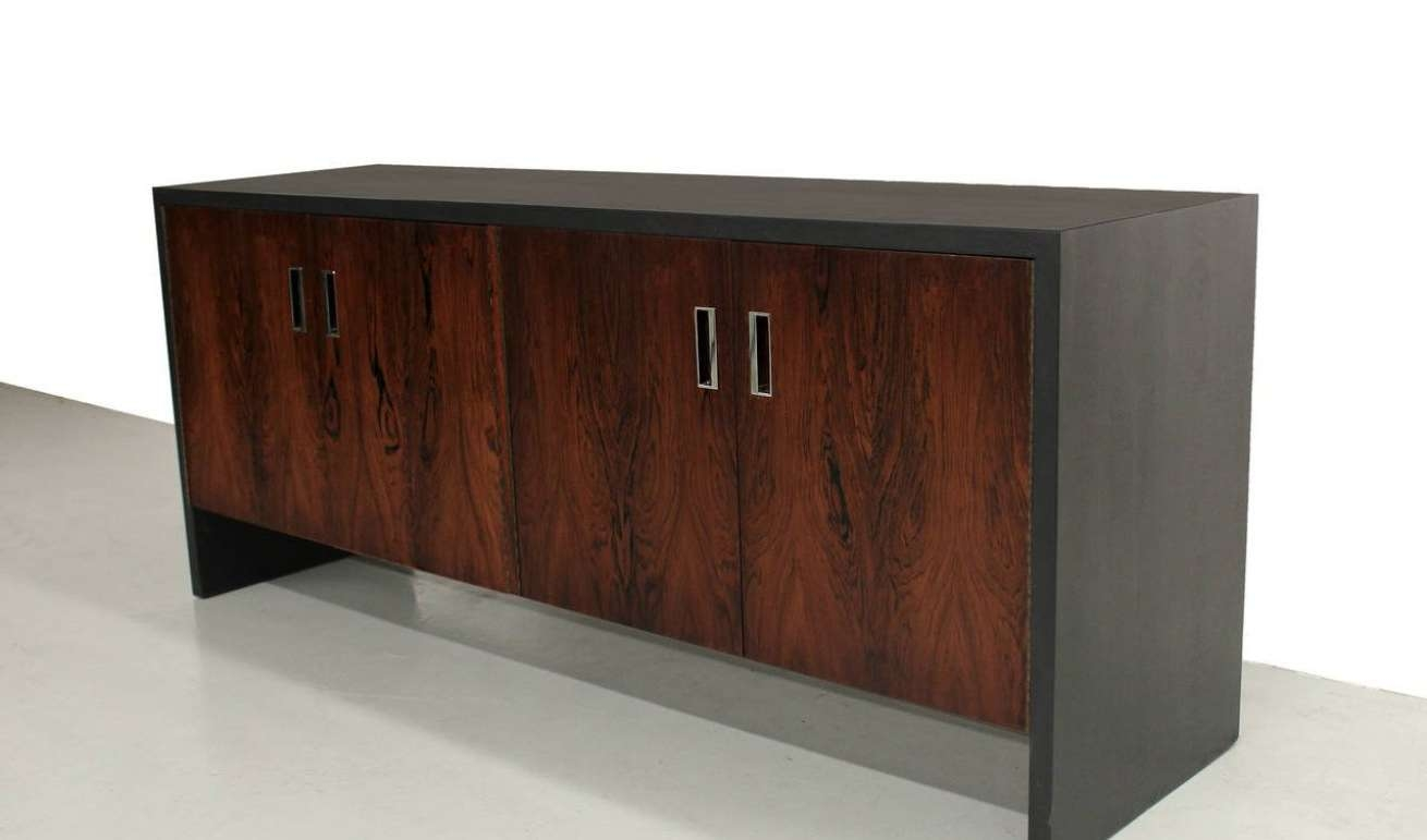Sideboard : Mirrored Buffet Sideboard Server Credenza Buffet With Regard To Credenza Buffet Sideboards (View 17 of 20)
