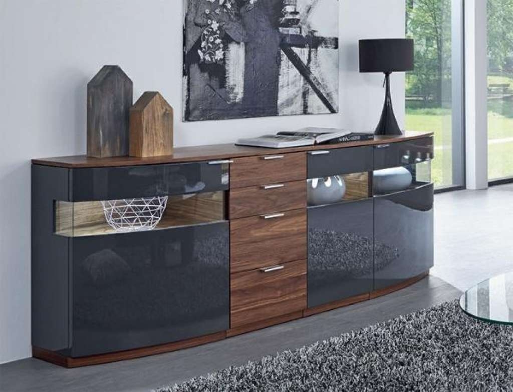Sideboard Modern Sideboards   Contemporary Sideboards   Trendy In Trendy Sideboards (View 4 of 20)