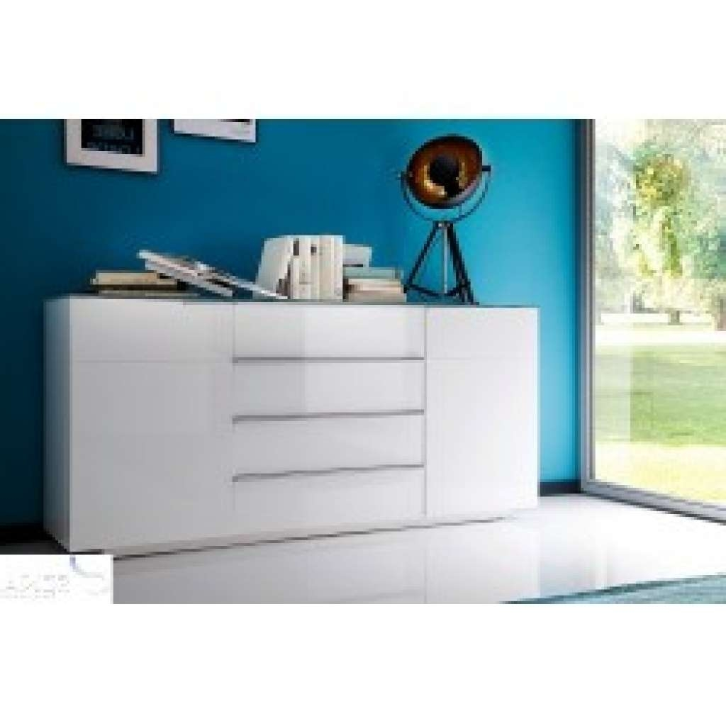 Sideboard Modern Sideboards Uk Sena Home Furniture In Cheap White With Regard To Gloss Sideboards Furniture (View 9 of 20)