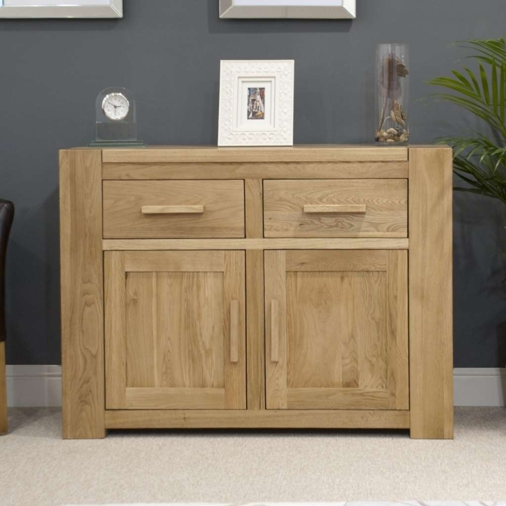 Sideboard Oak Sideboards | Oak Furniture Uk With Regard To Wooden Within Wooden Sideboards (View 13 of 20)