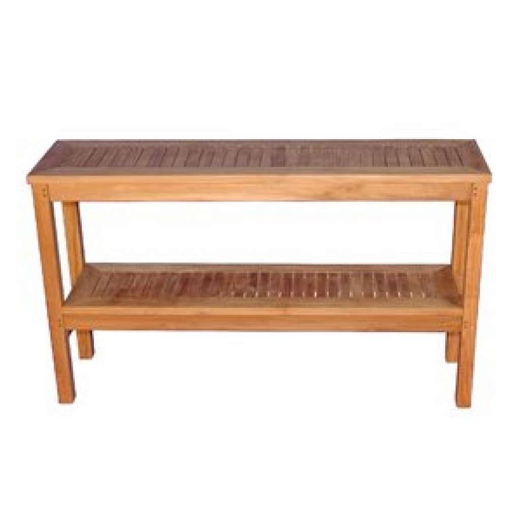 Sideboard Outdoor Console Tables You'll Love | Wayfair Within Intended For Outdoor Sideboards Tables (View 11 of 20)