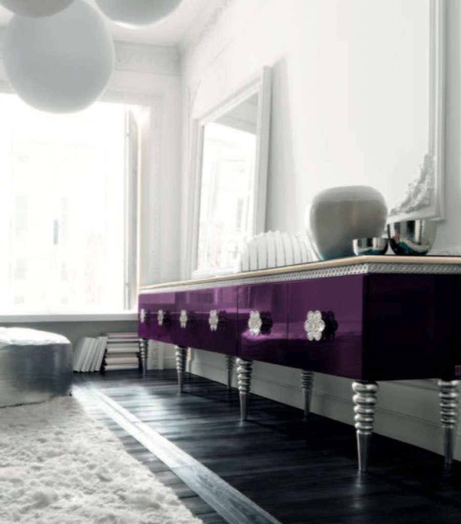Sideboard Purple Sideboardaltamoda Eclectic Hall London With Hall With Eclectic Sideboards (View 17 of 20)