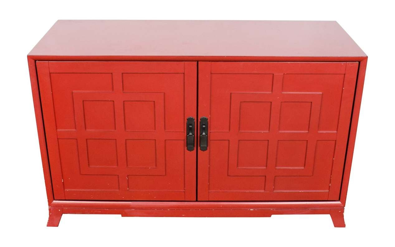 Sideboard : Red Sideboards And Buffets Ravishing Kitchen Intended For Red Sideboards (View 15 of 20)