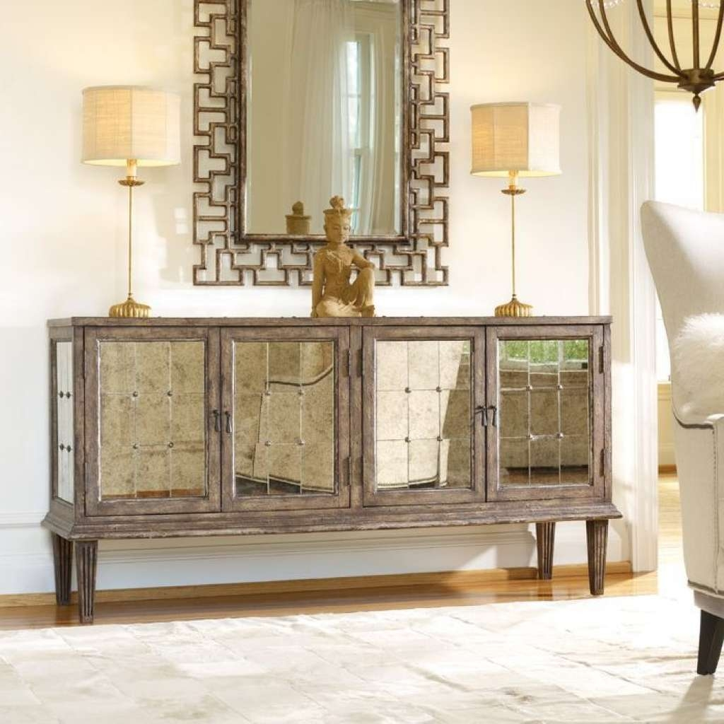 Sideboard Sideboards: Astonishing Sideboard And Mirror Antique With Mirror Over Sideboards (View 1 of 20)
