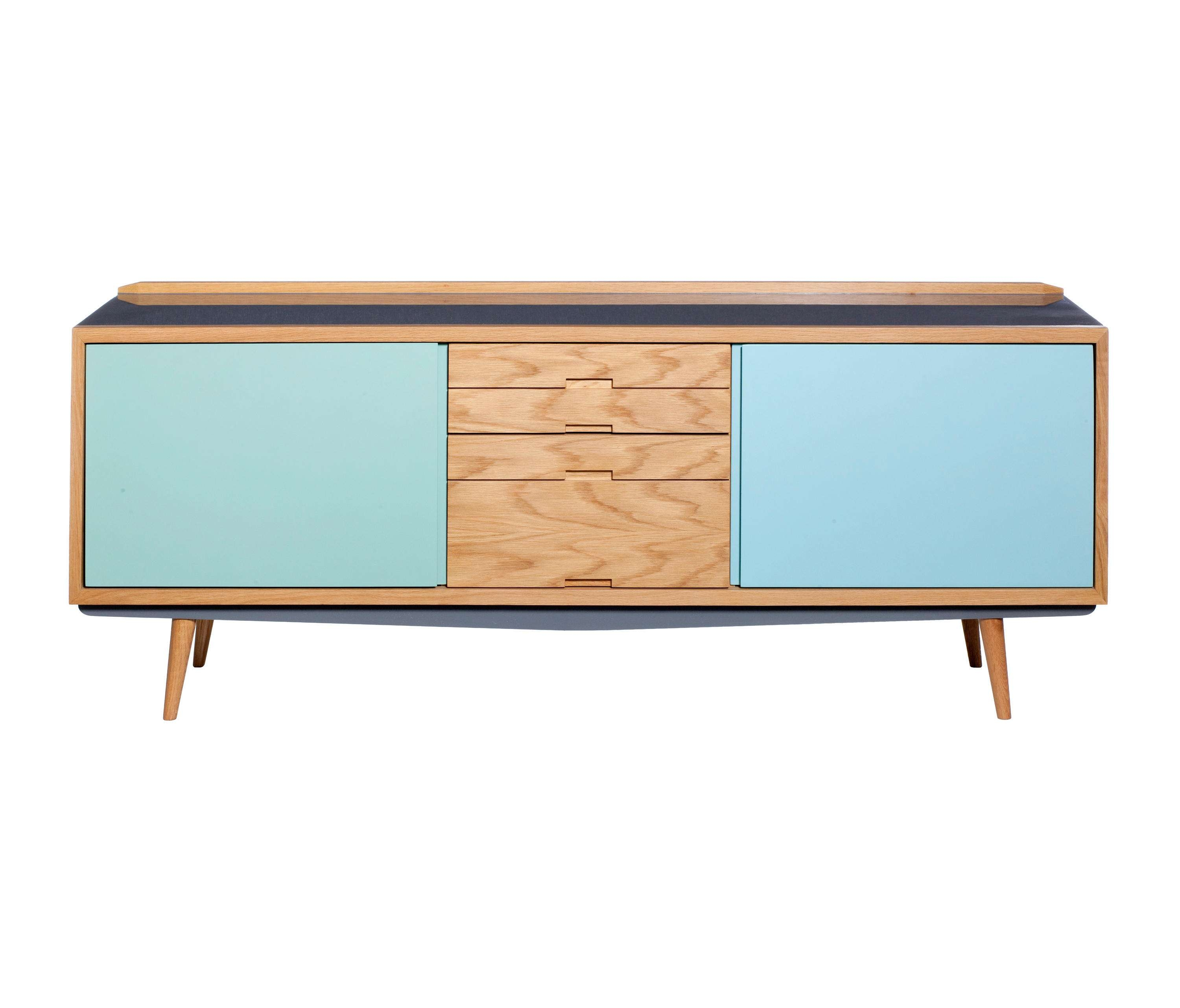 Sideboard – Sideboards From Red Edition | Architonic Inside Red Sideboards (View 18 of 20)