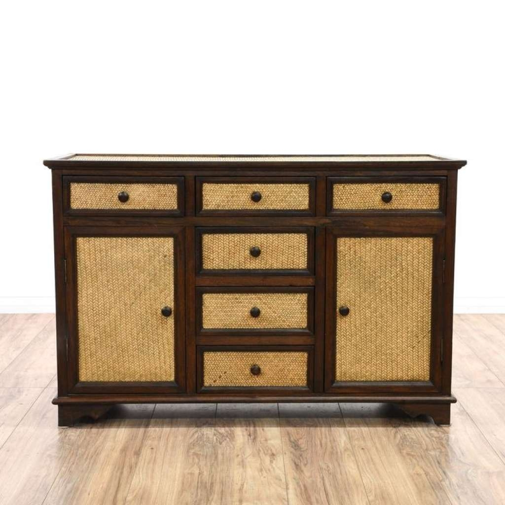 Sideboard Sideboards: Stunning Rattan Sideboards And Buffets Intended For Asian Sideboards (View 4 of 20)