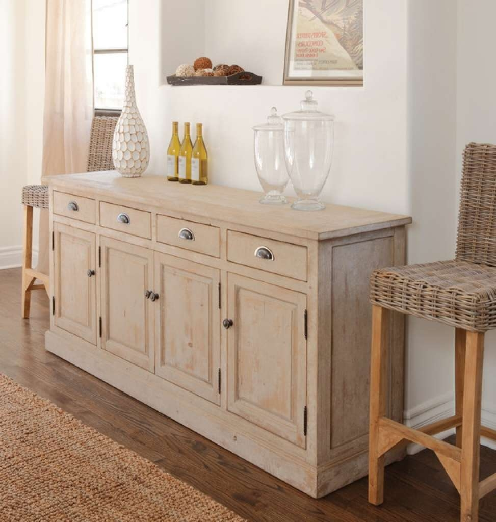 Featured Photo of Whitewash Buffets Sideboards