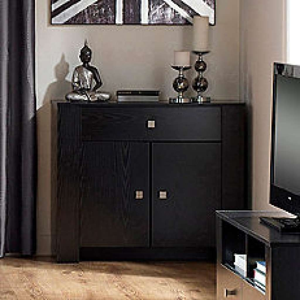 Sideboard Small Black Sideboards Black Sideboards Ebay (View 15 of 20)