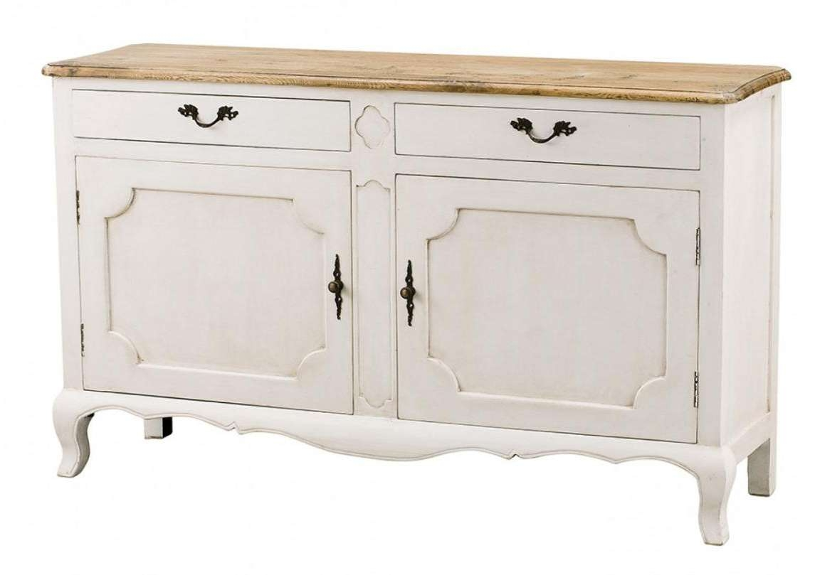 Sideboard : South Bay Cabinet In Cream And Brown Modern Decor Home In Cream And Brown Sideboards (View 5 of 20)