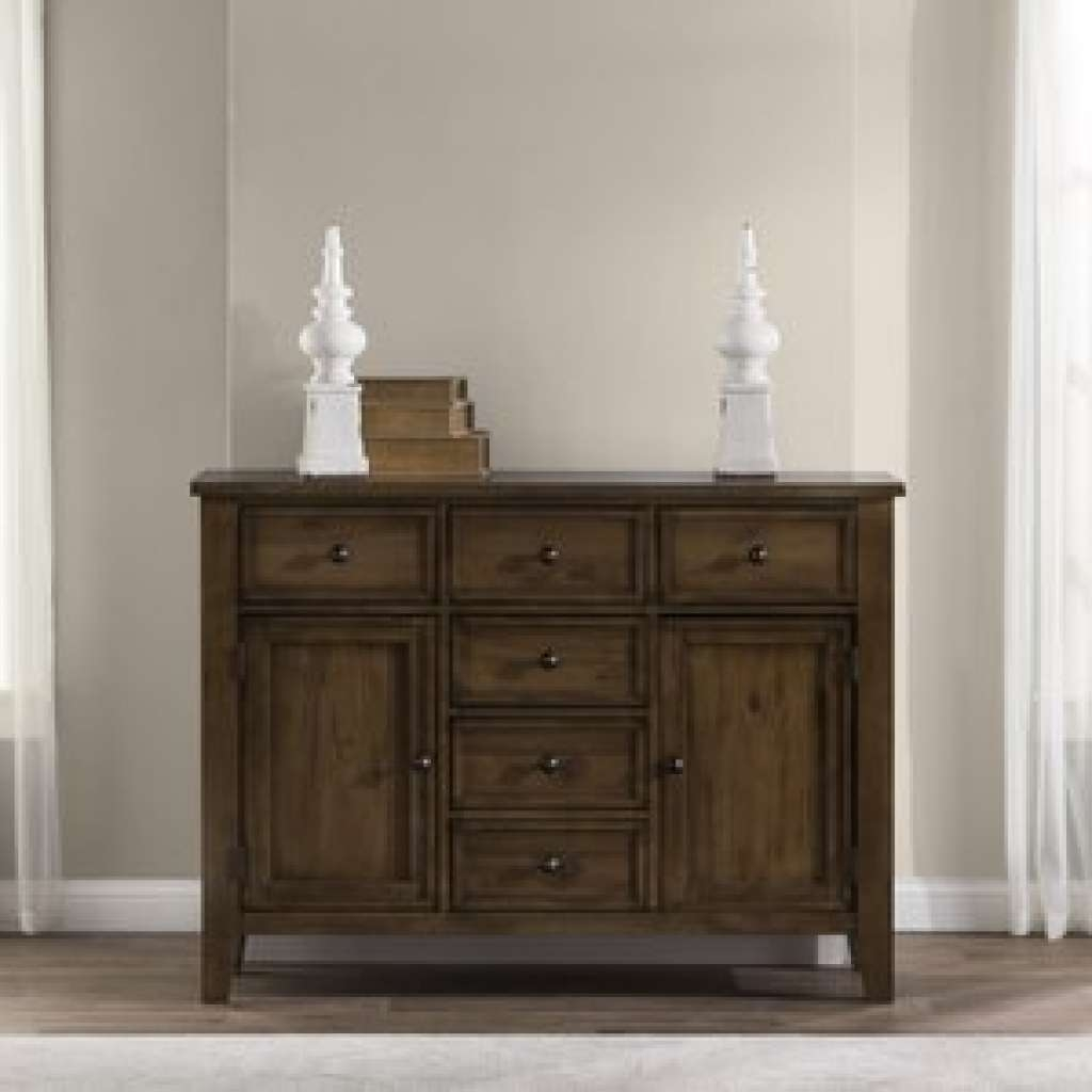 Sideboard Tall Sideboards And Buffets | Wayfair In Tall Sideboards With Tall Sideboards (View 12 of 20)