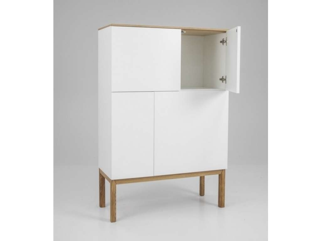 Sideboard Tenzo Patch Tall Sideboard » Innoshop | Within Tall In Tall Narrow Sideboards (View 14 of 20)