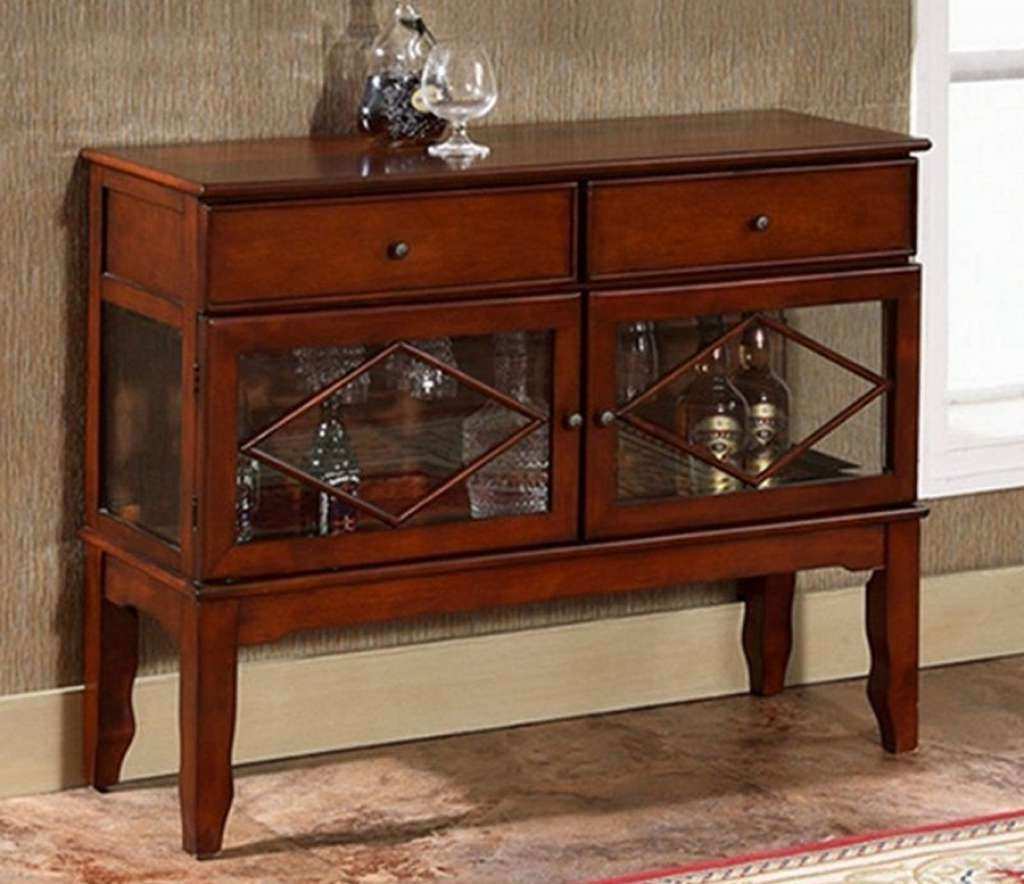 Sideboard Top Glass Buffet Table Sideboard — New Decoration : How For Glass Buffet Table Sideboards (View 15 of 20)