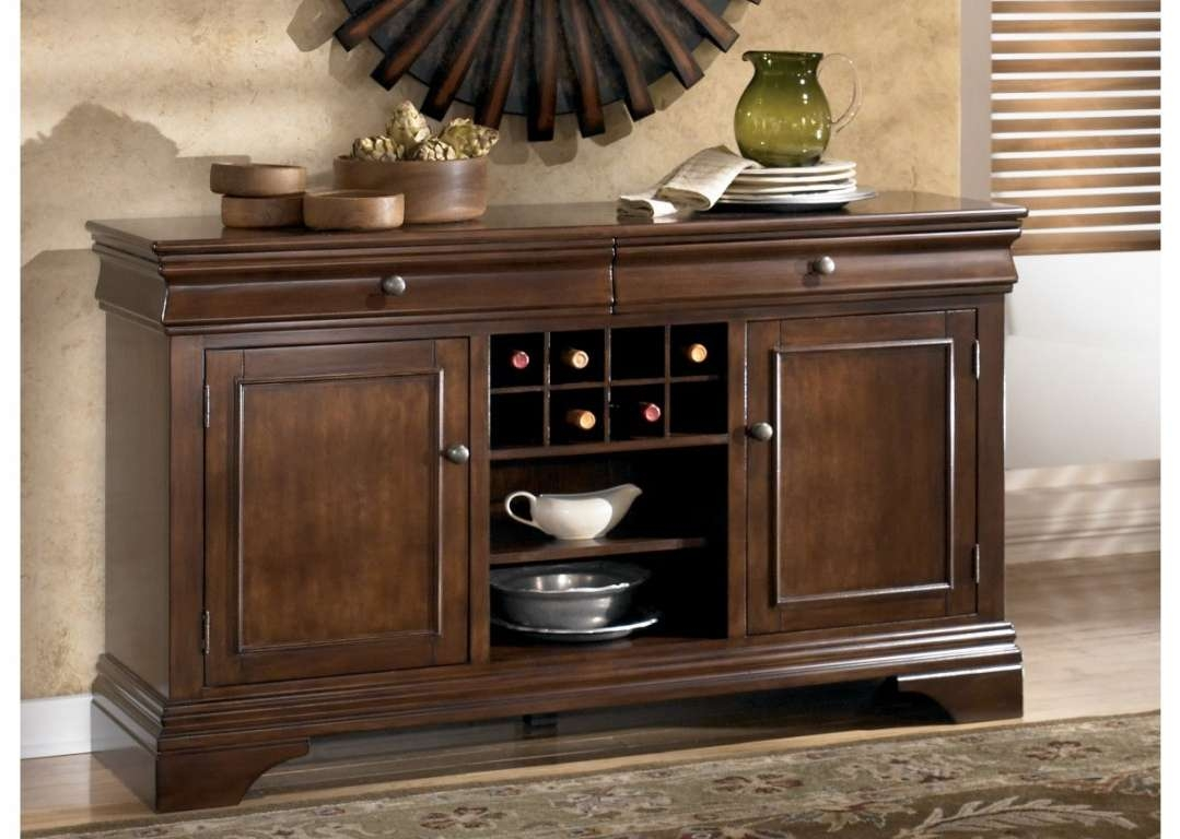 Sideboard : Traditional Sideboards And Buffets Gripping Small Oak Throughout Traditional Sideboards (View 4 of 20)