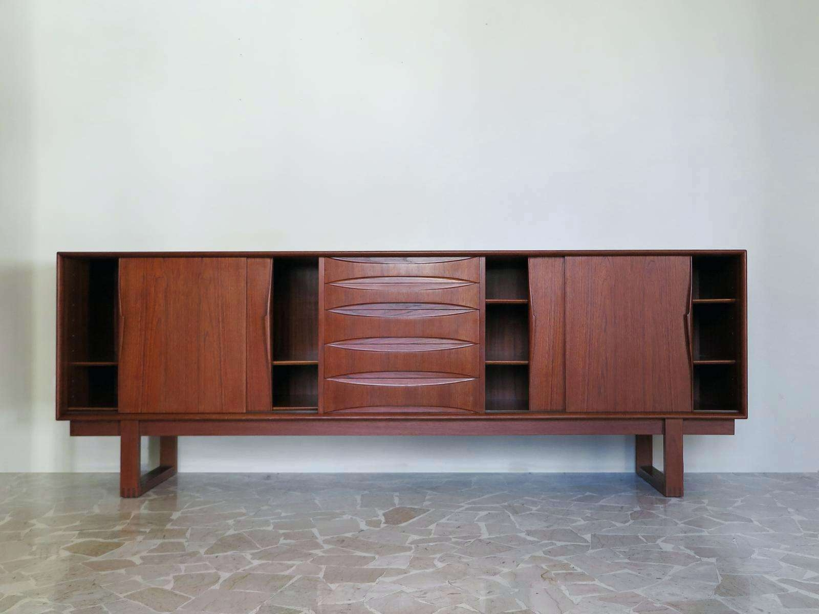 Sideboard Vintage Robert Heritage Rosewood Heals Retro Danish With 50S Sideboards (View 16 of 20)