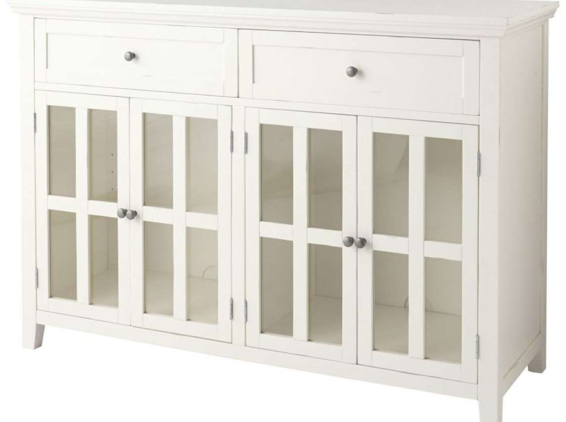 Sideboard : White Narrow Sideboard Horrifying White Tall Cabinet Pertaining To Tall Narrow Sideboards (View 6 of 20)