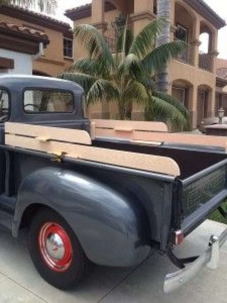 Displaying Photos of Sideboard Wooden Stake Sides For A Pickup Truck ...
