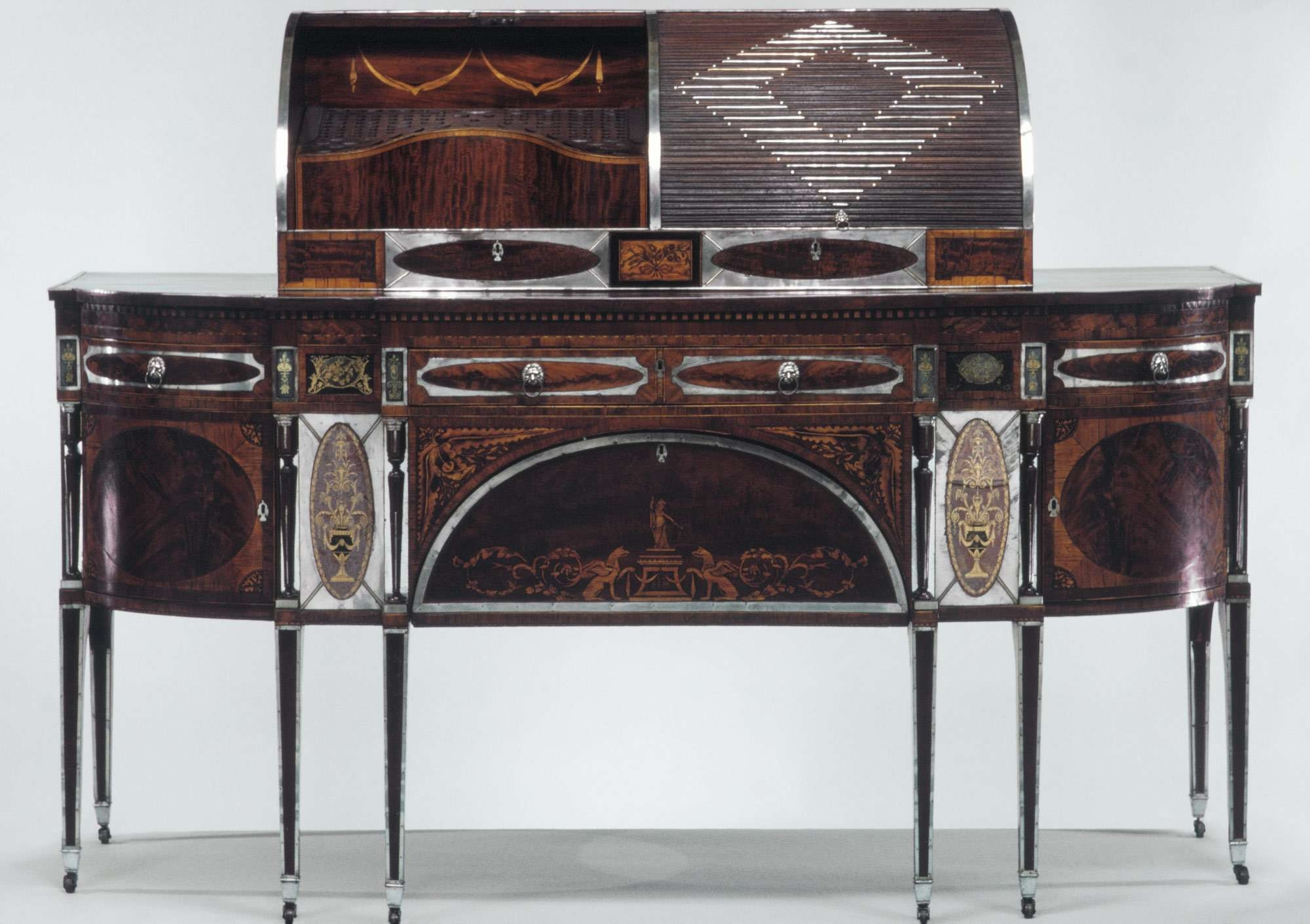 Sideboard | Work Of Art | Heilbrunn Timeline Of Art History | The Intended For White Pine Sideboards (View 18 of 20)