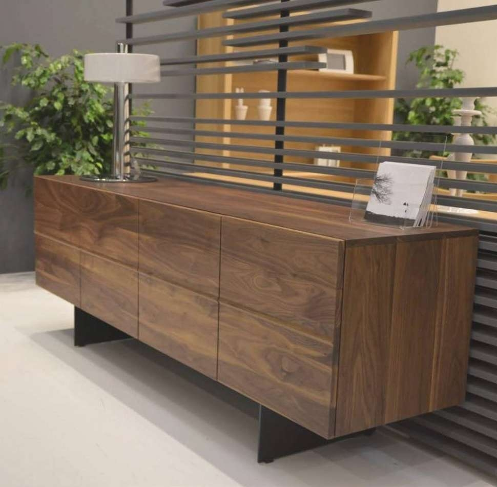 Sideboards : 40 Frightening Modern Sideboards And Buffets Photo With Regard To Real Wood Sideboards (View 18 of 20)