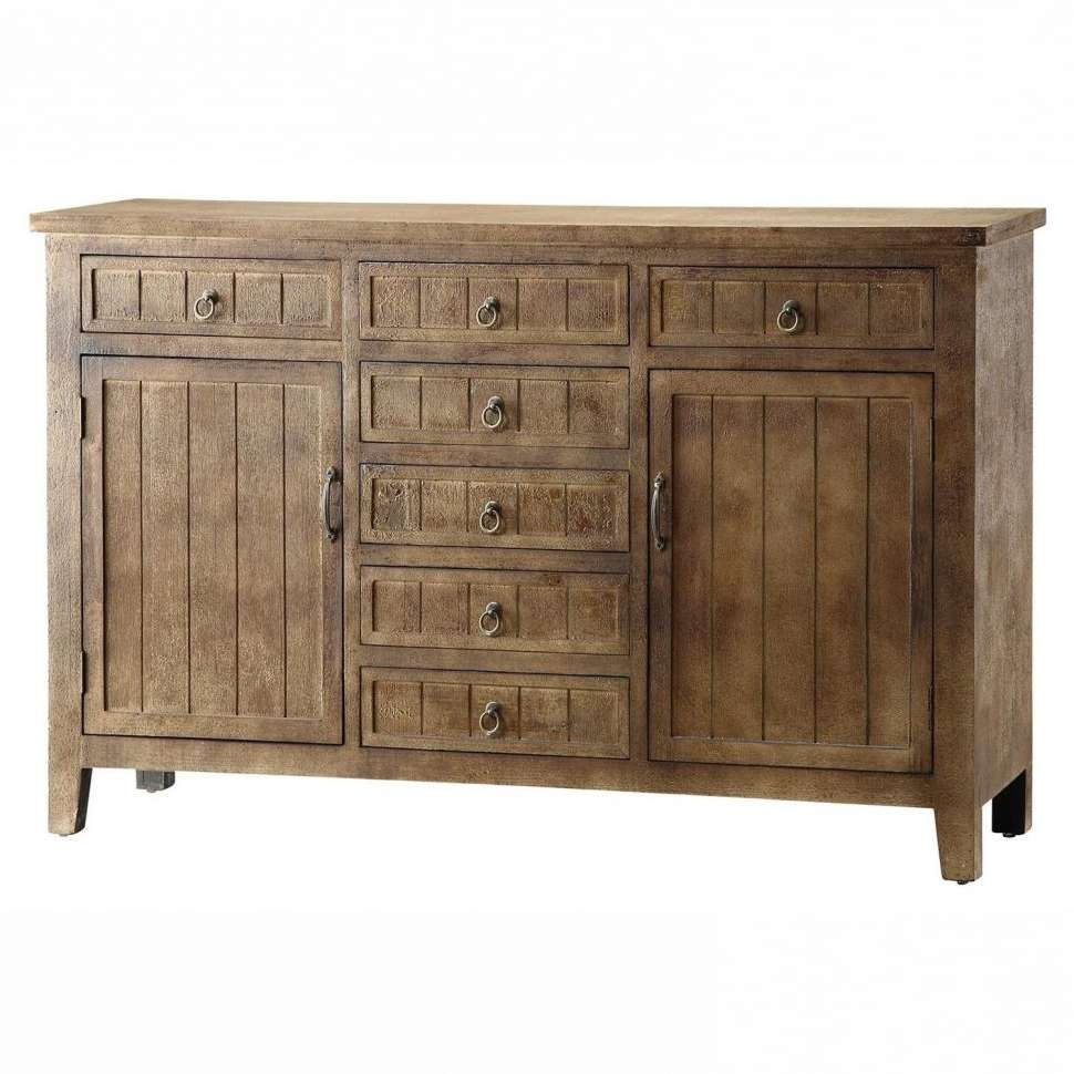 Sideboards : 42 Staggering Rustic Buffet Sideboard Picture Ideas Pertaining To Rustic Buffet Sideboards (View 12 of 20)