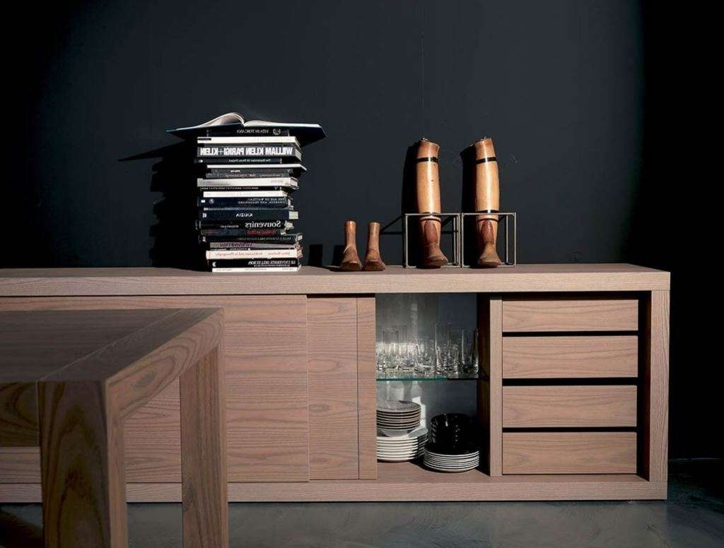Sideboards: Astonishing Modern Sideboards And Buffets Contemporary Inside Contemporary Sideboards And Buffets (View 16 of 20)