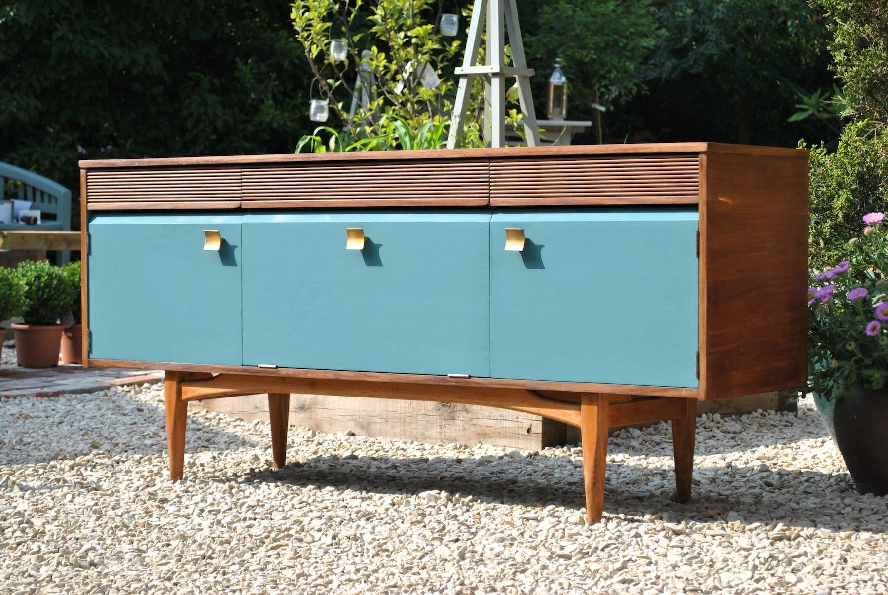 Sideboards: Awesome Mid Century Sideboard Mid Century Modern Inside Mid Century Sideboards (View 17 of 20)