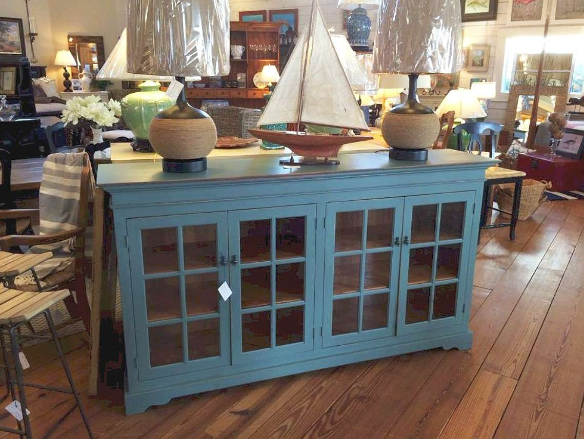Sideboards – Buffets – Dining Room Storage & Servers Intended For Sideboards With Glass Doors And Drawers (View 13 of 20)