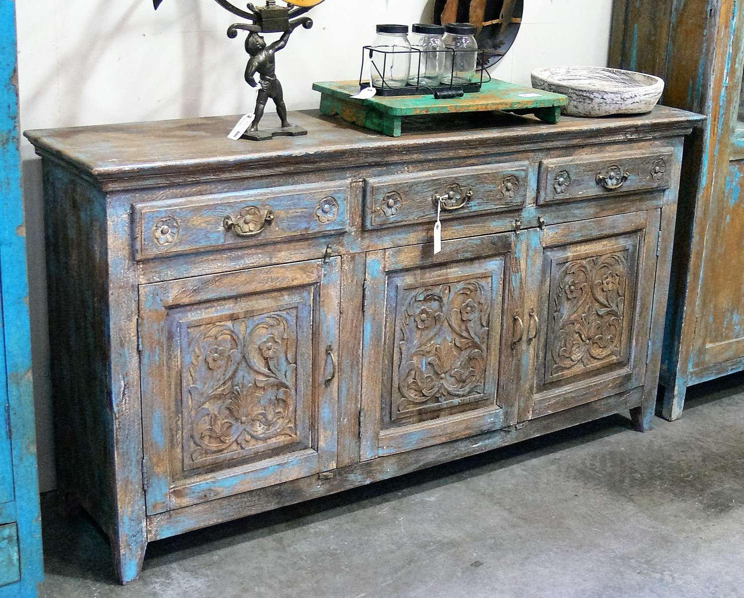 Sideboards & Buffets » Market Imports – Home, Patio, Antiques Regarding Sideboards And Buffets (View 15 of 20)