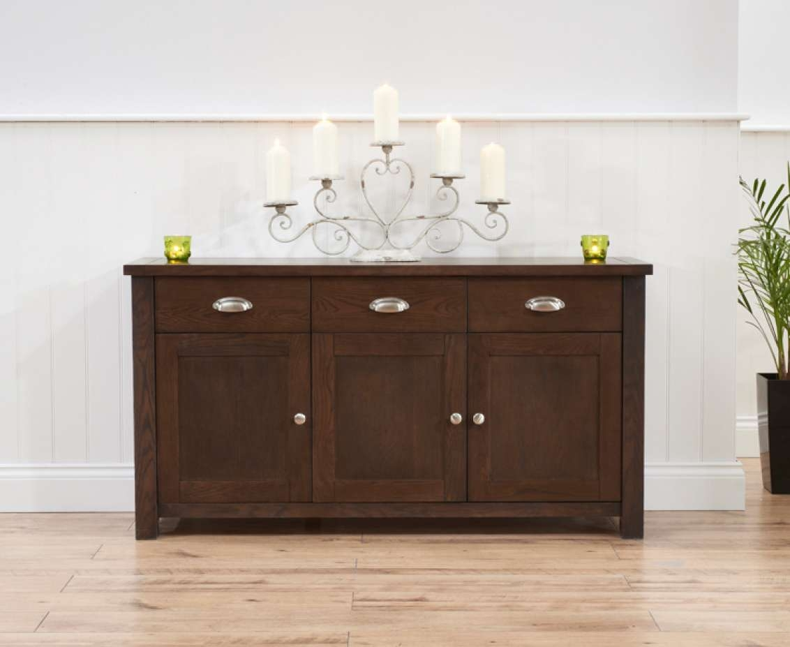 Sideboards | Dark Wood | Great Furniture Trading Company | The Pertaining To Dark Sideboards (View 3 of 20)