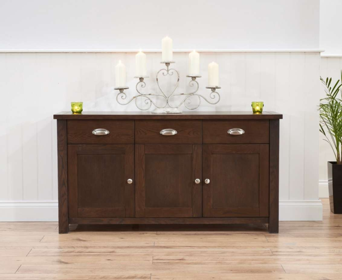 Sideboards | Dark Wood | Great Furniture Trading Company | The Pertaining To Wood Sideboards (View 14 of 20)