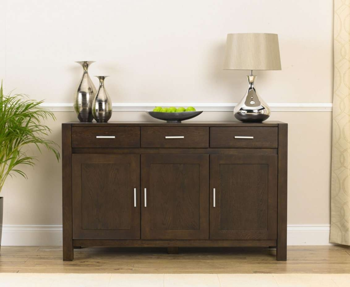 Sideboards | Dark Wood | Great Furniture Trading Company | The Throughout Wood Sideboards (View 4 of 20)
