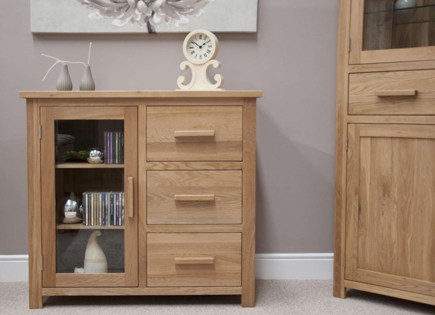 Featured Photo of Small Sideboards Cabinets