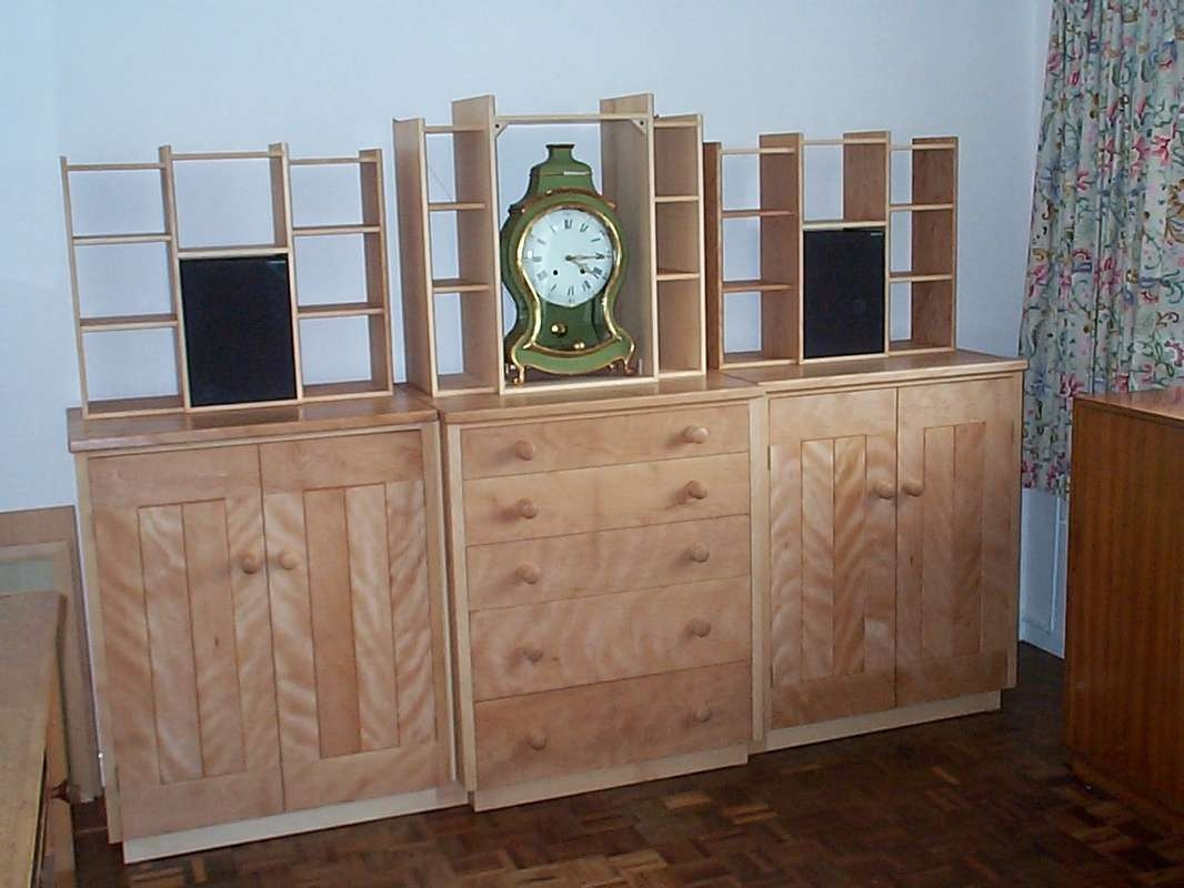 Sideboards In Beech – Simon Hunt Furniture Maker Throughout Beech Sideboards (View 19 of 20)