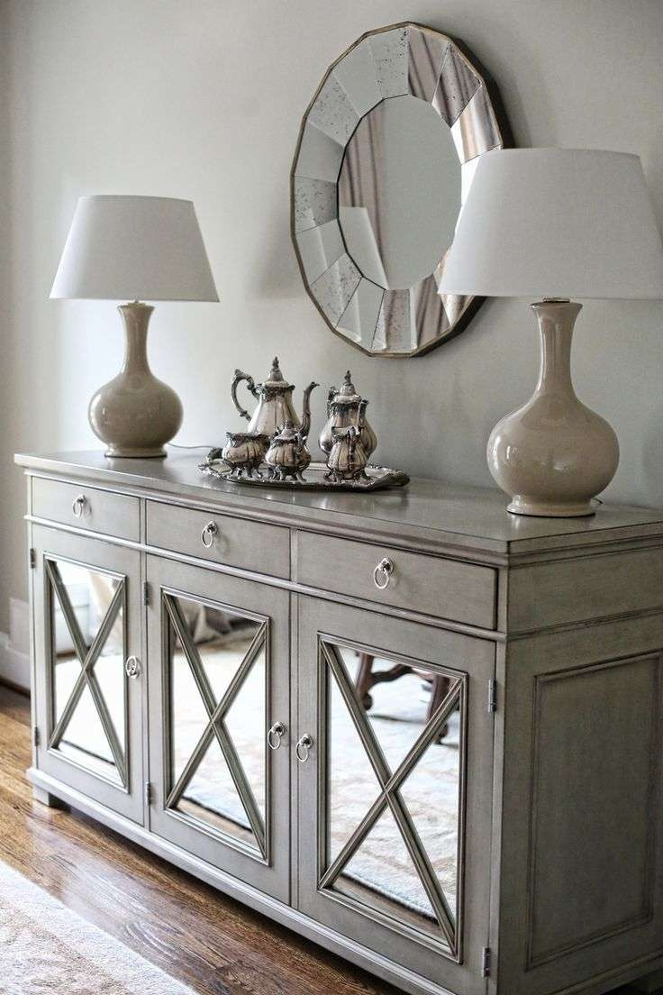 Sideboards: Interesting Dining Room Consoles Buffets Sideboard With Regard  To Buffet Console Sideboards (Gallery
