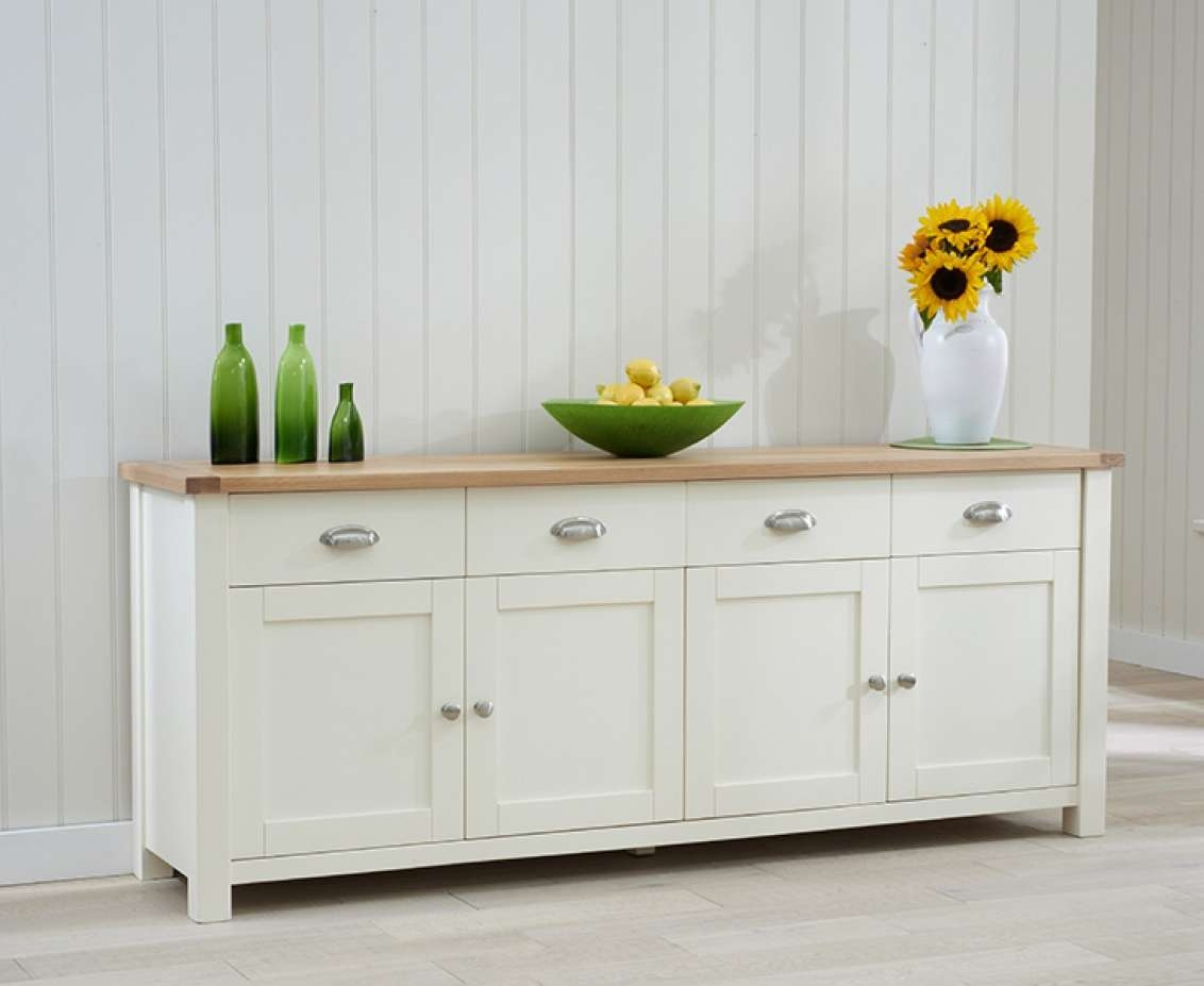 Sideboards | Living Room | Great Furniture Trading Company | The Pertaining To Cream And Brown Sideboards (View 19 of 20)