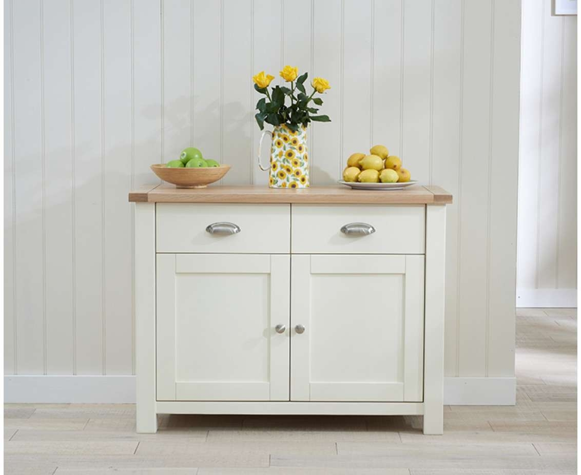 Sideboards | Living Room | Great Furniture Trading Company | The Regarding Cream And Brown Sideboards (View 15 of 20)
