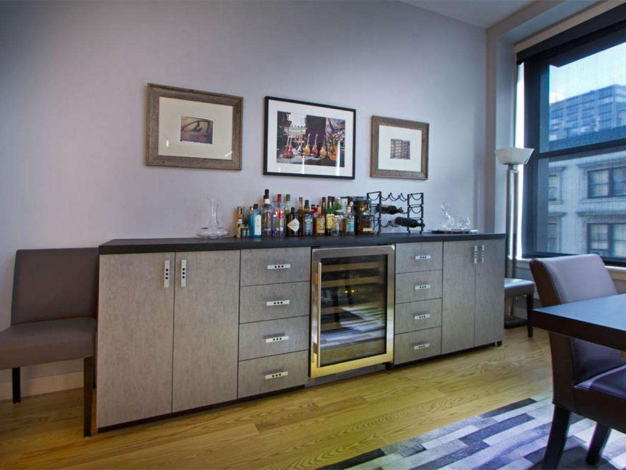 Sideboards: Outstanding Wine Buffet Server Buffet With Wine For Wine Sideboards (View 14 of 20)