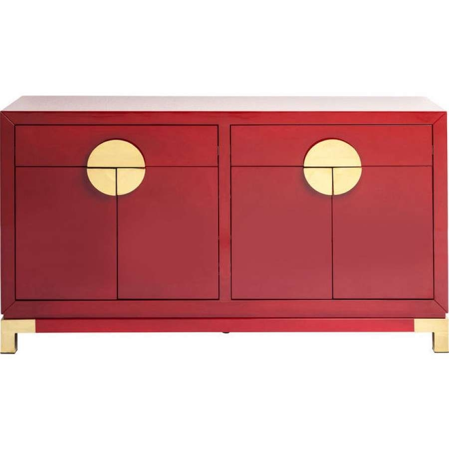 Sideboards With Red Sideboards (View 5 of 20)