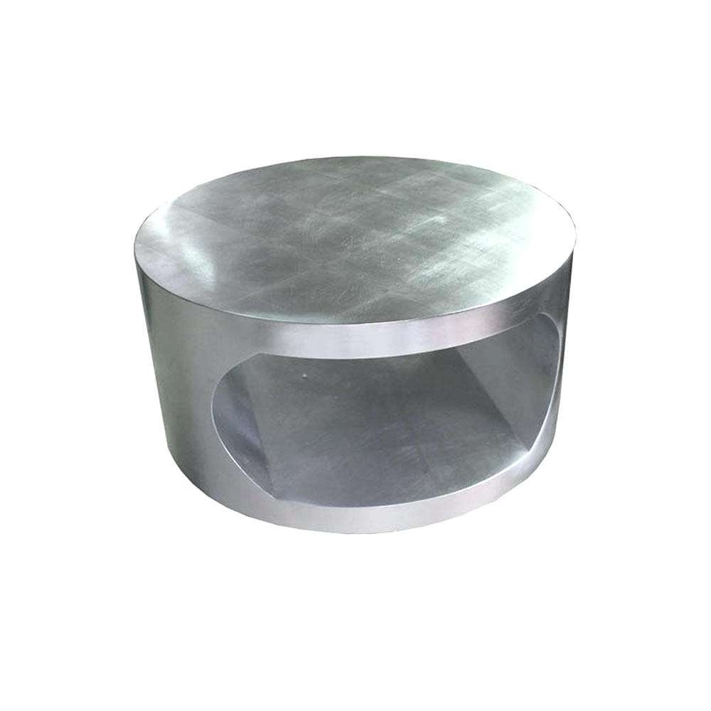 Silver Metal Coffee Table Ideal For Your Living Space Coffee Table Inside Famous Hammered Silver Coffee Tables (View 19 of 20)